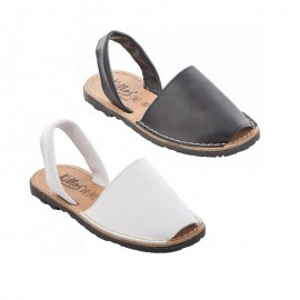 Ibiza Leather Sandal