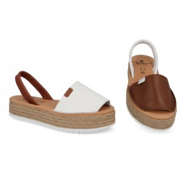 Esparto woman sandals