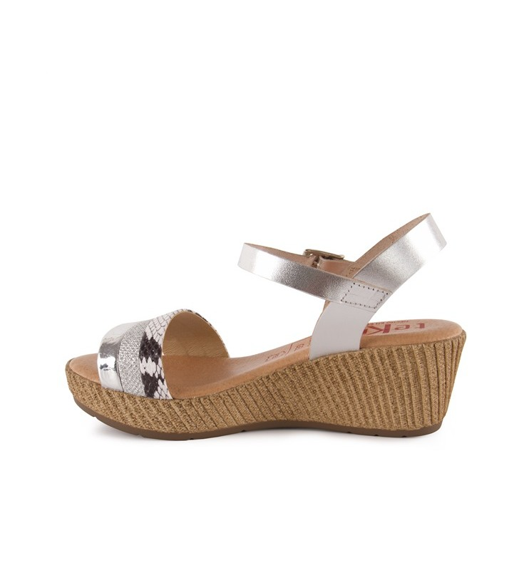 Very comfortable wedge sandals 3