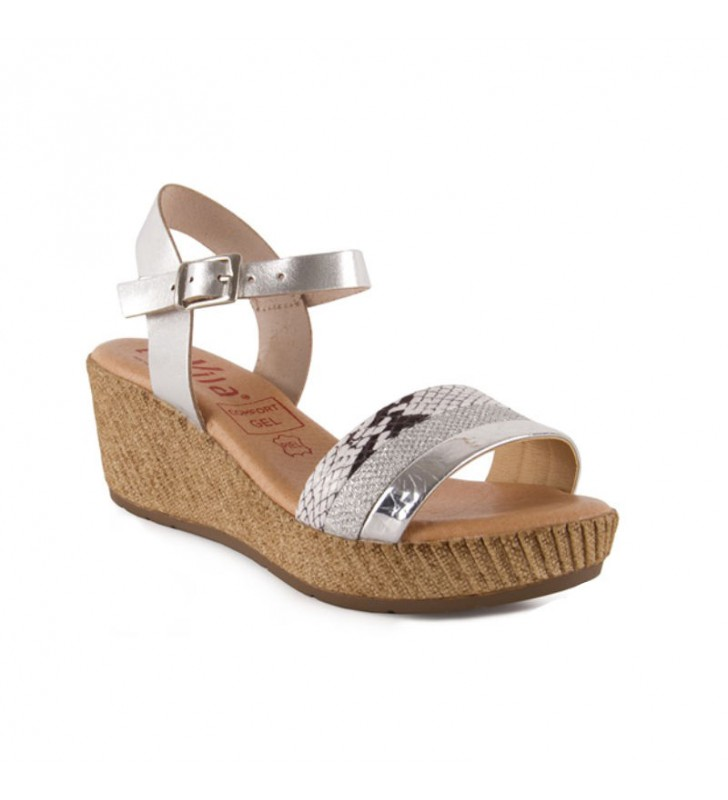 Very comfortable wedge sandals 4