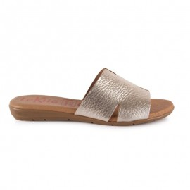 Metallic women's sandals 1