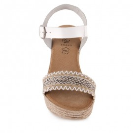 Fiordi comfort heeled sandals 1