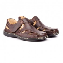 Men's Leather Sandals