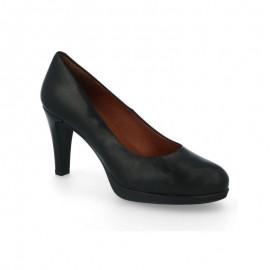 Salons Woman Leather Desireé black
