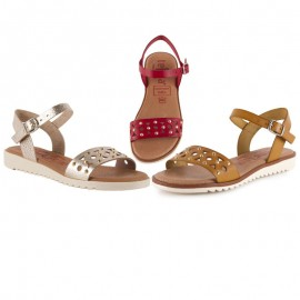Sandalias mujer planas confort