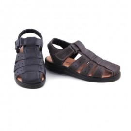 Comfort wide men's sandals