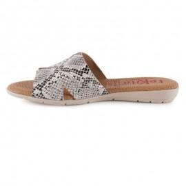 Women's snake sandals 1