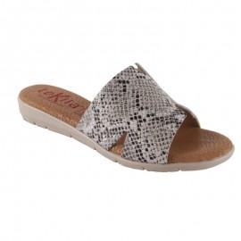 Women's snake sandals