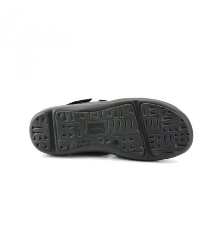 Sandals man skin and gel 3
