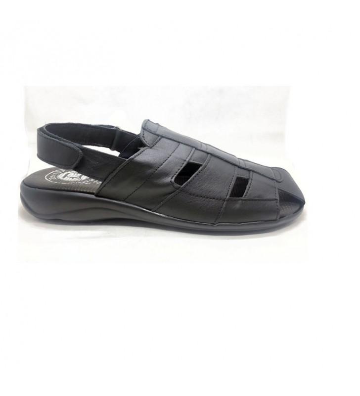 Sandals man skin and gel 1