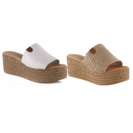 Women's clogs with platform