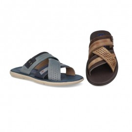 Comfort Leather Men's Sandals