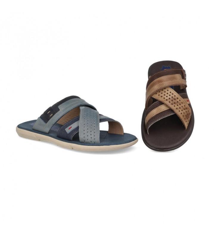 Comfort Leather Men's Sandals
