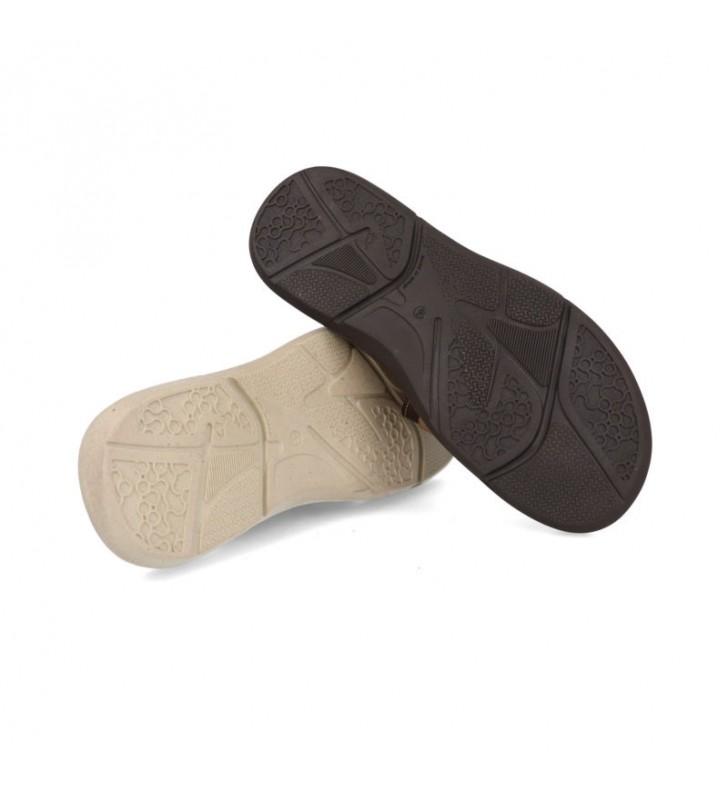 Comfort Leather Men's Sandals 5