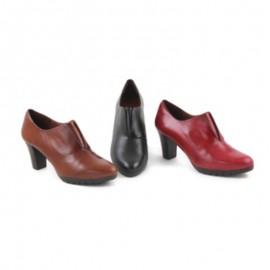 Zapatos mujer tacón confort