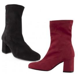 Lycra Women's Boots