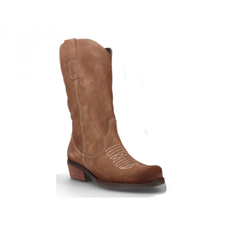 Women Leather Boots Suede