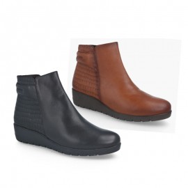 Comfortable women's ankle boots