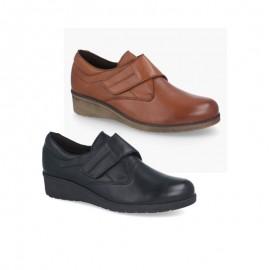 Comfortable velcro women's shoes