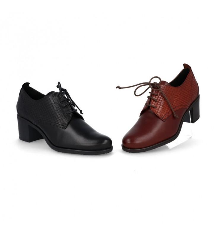 Women's shoes laces heel