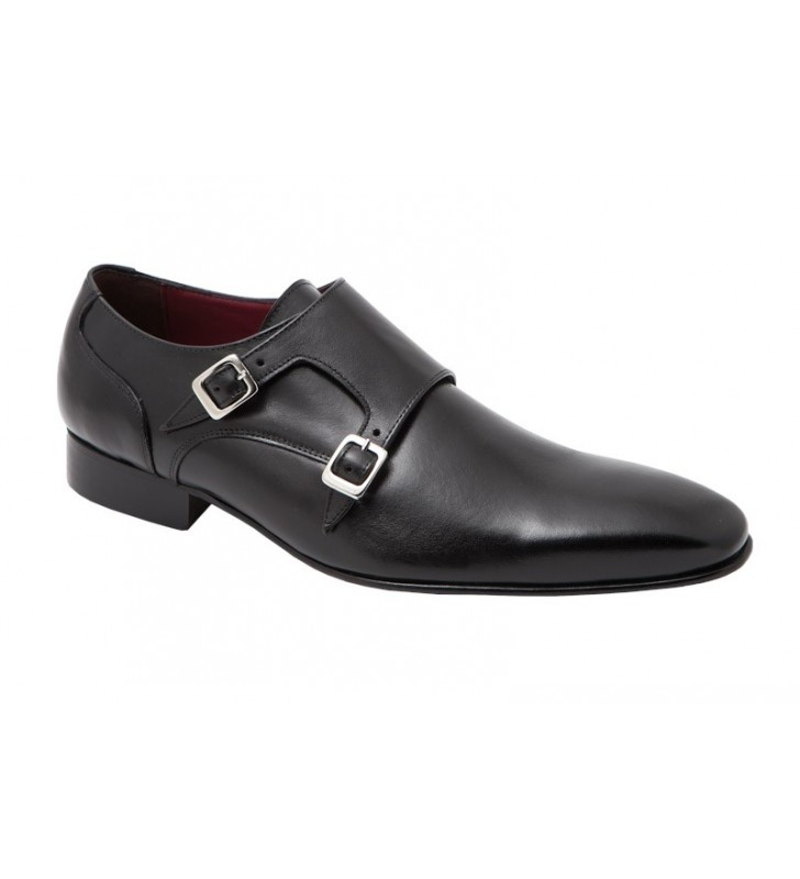 4a0fdccce7 Zapato Piel Hombre Vestir Negro