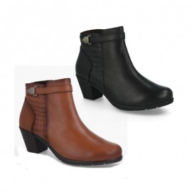 Women's casual comfort ankle boots