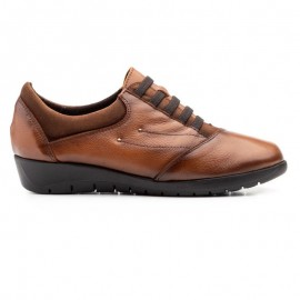 Comfortable women's leather shoes