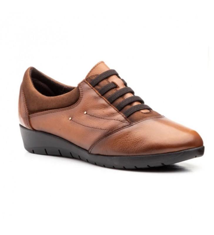 Zapatos mujer cómodos cuero