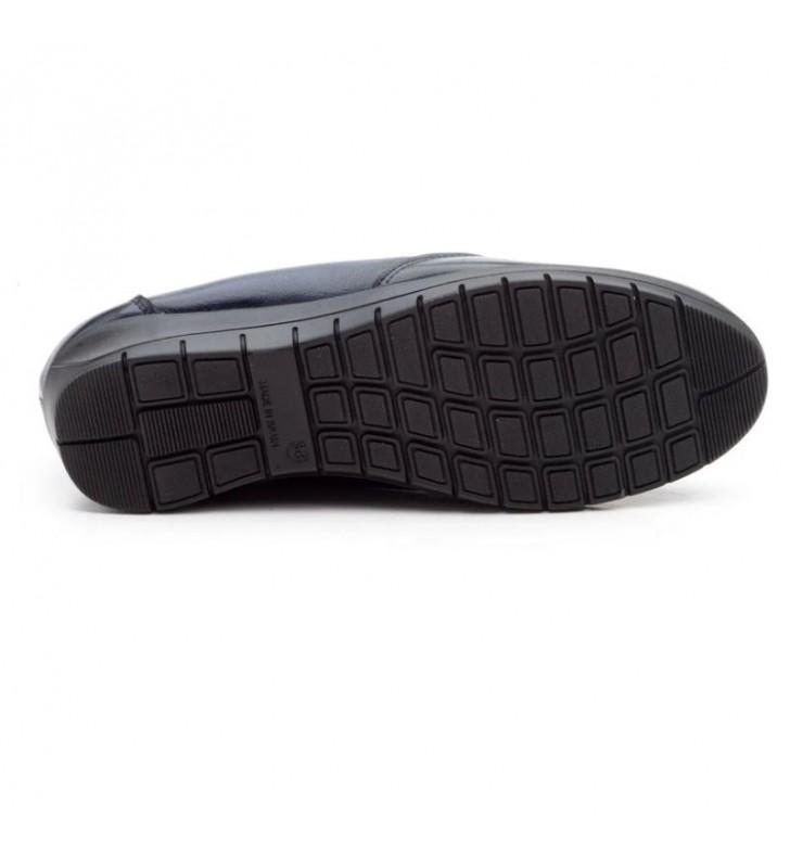 Zapatos mujer cómodos marino