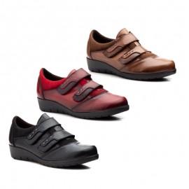 Zapatos mujer cómodos velcro