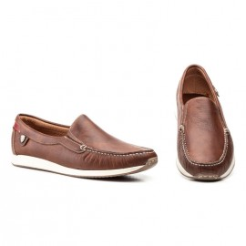 Men's Comfort Leather Moccasin