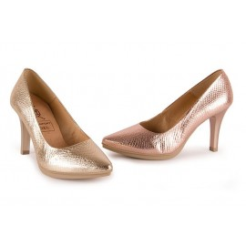 Zapatos mujer outlet piel 1