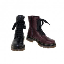 Military Urban Women's Fur Boots