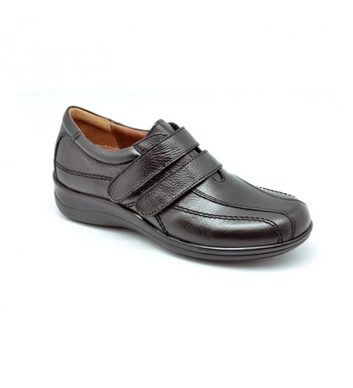 Zapatos cómodos velcros