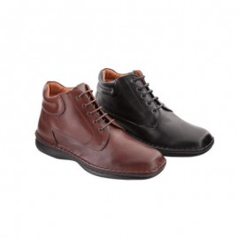 Men's leather boots outlet