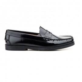 Zapato Castellano mujer negro