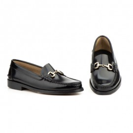 Zapatos castellano mujer trabilla