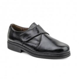 Zapatos hombre confort velcro