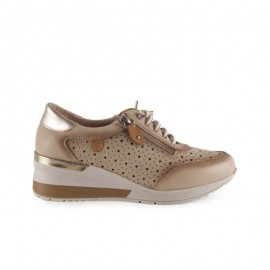 Urban women's leather shoes