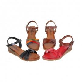 Gel sandals for women