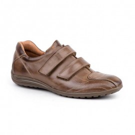 Urban men's leather shoes