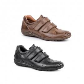 Zapatos hombre urbanos piel