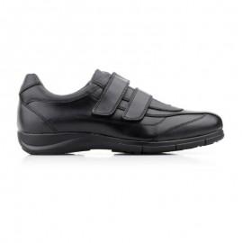 Velcro urban men's shoes