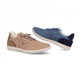 Zapatillas urbanas piel original