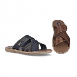 Sandals Man Skin and Gel
