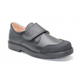 Zapato Colegial Niño Piel PUNTERA REFORZADA 1
