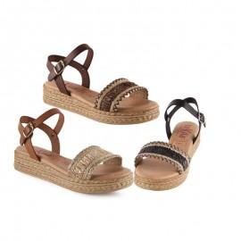 Sandalias mujer cómodas 2021