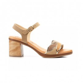 Women's sandals medium heel