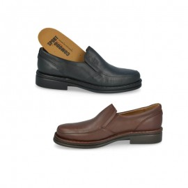 Men's leather loafers Comfortable
