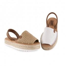 Original Menorcan sandals